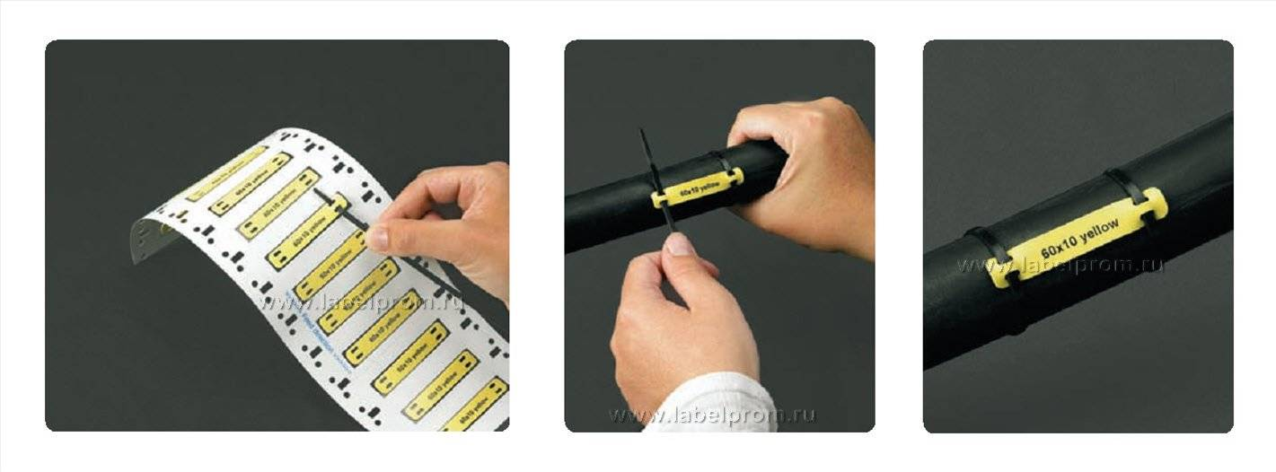 Как сделать маркировку на провод 103