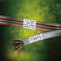 M21-750-430 прозрачная непрерывня самоклеящаяся лента Brady в картридже brd110901