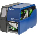 Принтер Brady i7100-300-P-EU с разрешением 300dpi с функцией отделения этикеток brd149049