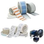 THT-1-473-10 самоклеящиеся этикетки для принтеров brd29900